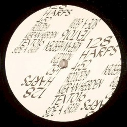 Four Tet 128 Harps Artwork