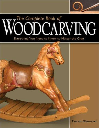 Download The Complete Book of Woodcarving
