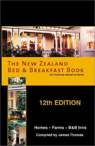 Download The New Zealand Bed & Breakfast Book