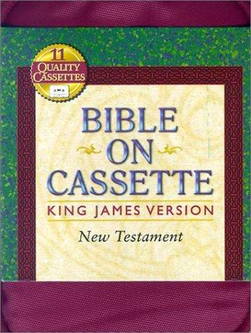 Download KJV Bible on  Cassette – New Testament