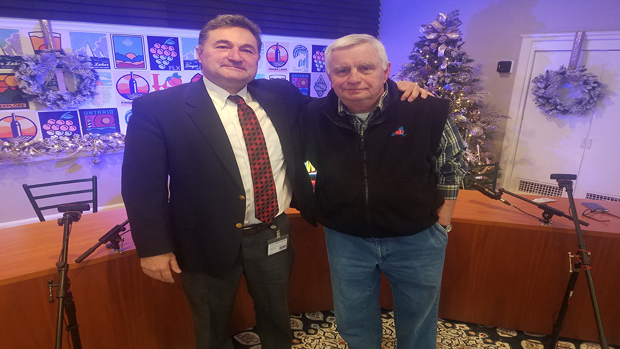 WEBER THIS WEEK: Mitch Rowe, Acting Seneca County Manager in-studio (podcast)