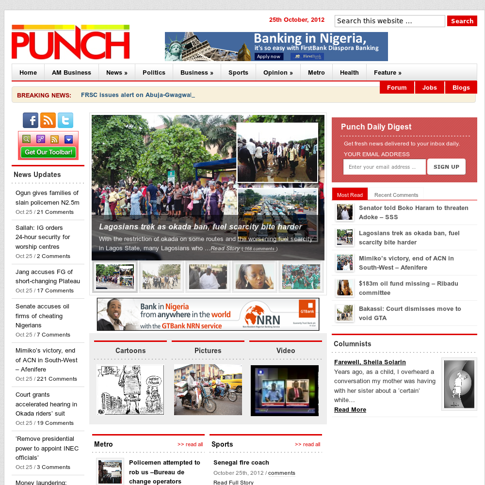 The Punch