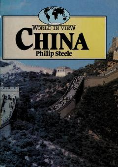 Cover of: China | Steele, Philip