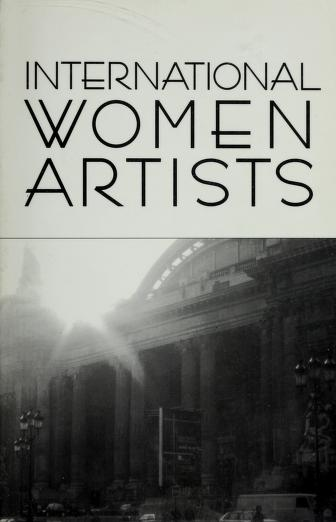 Cover of: International women artists   G.L. Owens, editor.