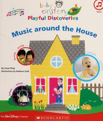 Cover of: Music around the house | Susan Ring
