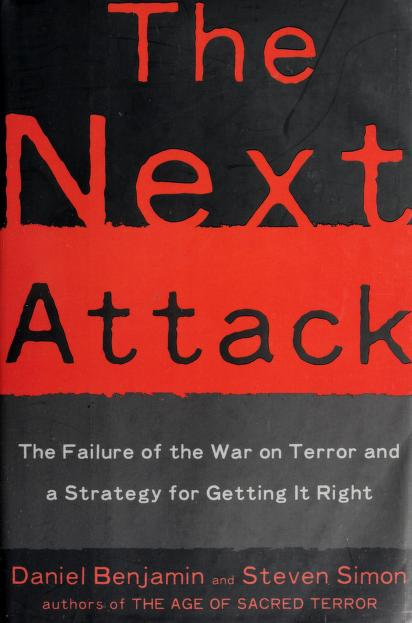 The next attack by Daniel Benjamin