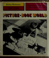 Cover of: Picture-book world. | Bettina Hürlimann