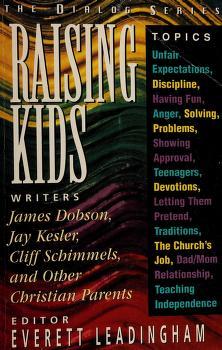 Cover of: Raising Kids (Dialog)   Beacon Hill Press