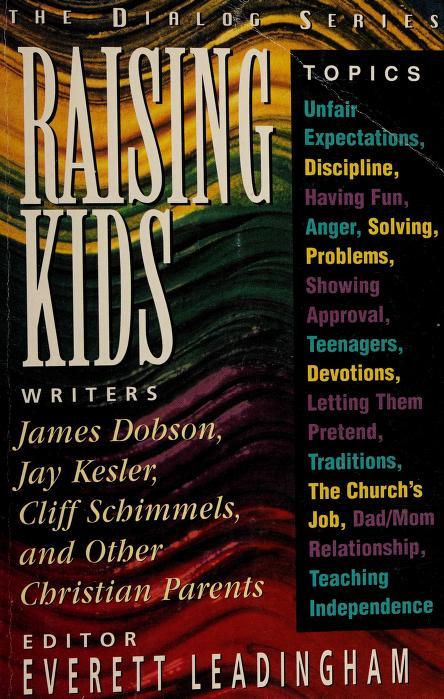 Raising Kids (Dialog) by Beacon Hill Press