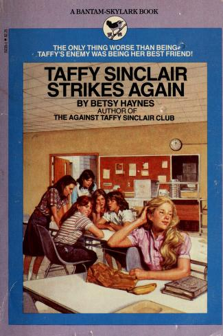 Cover of: Taffy Strikes Again | Betsy Haynes