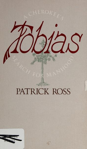 Cover of: Tobias   Patrick Ross