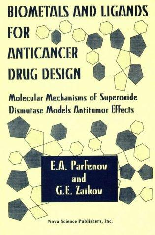 Biometals and ligands for anticancer drug design by E. A. Parfenov