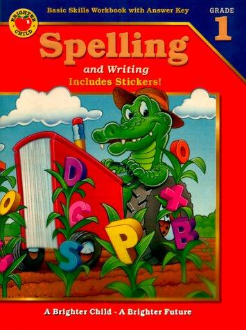 Spelling and Writing by American Education Publishing