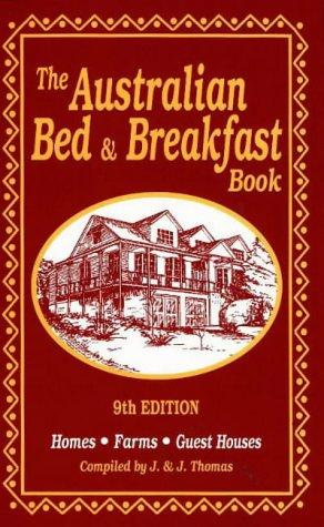 The Australian Bed & Breakfast Book