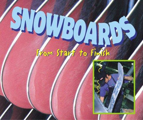 Made in the USA - Snowboards (Made in the USA) by Tanya Lee Stone
