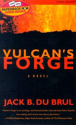 Vulcan's Forge (Philip Mercer (Audio)) by Jack Du Brul