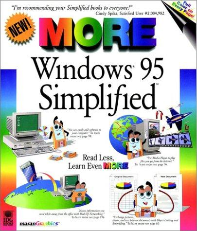 MORE Windows® 95 Simplified® by Ruth Maran